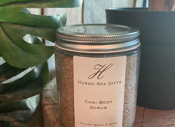chai body scrub