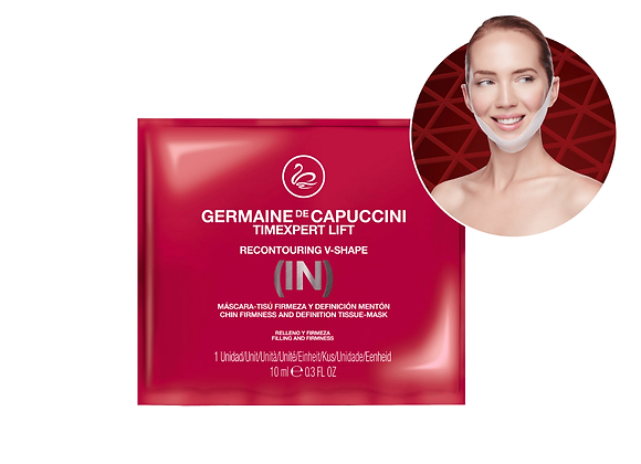 T Lift (In) Firming Neck Mask – Two units