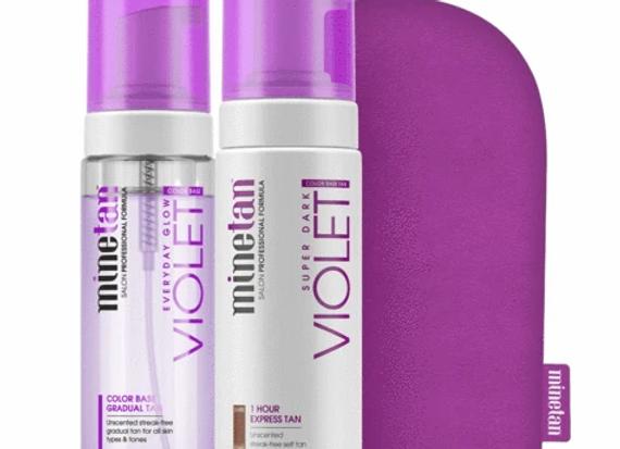 Violet Tanning Pack