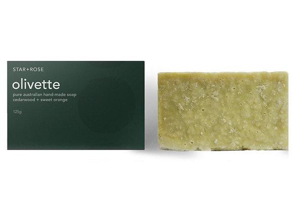 olivette soap bar