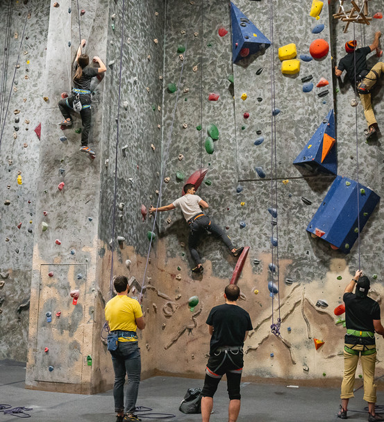 League Climbers