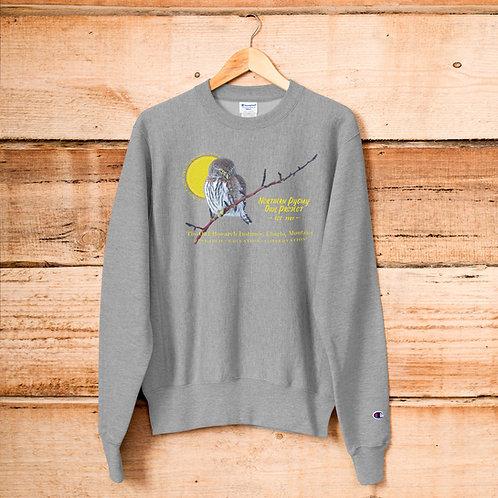 Champion Sweatshirt - Northern Pygmy Owl Project