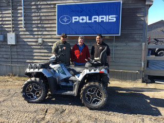 Thank-you Eskimos, Inc. Powersports - You Guys Rock!