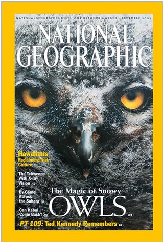 ORI National Geographic Article turns 15!