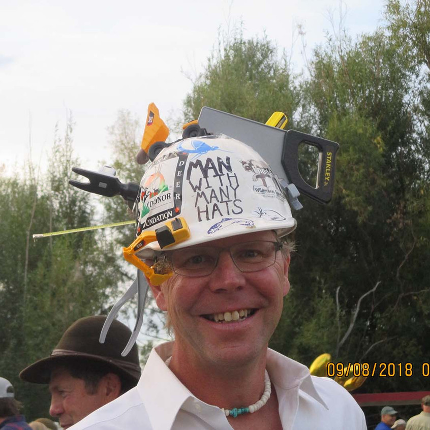 Owl Research Institute Hat Party '18