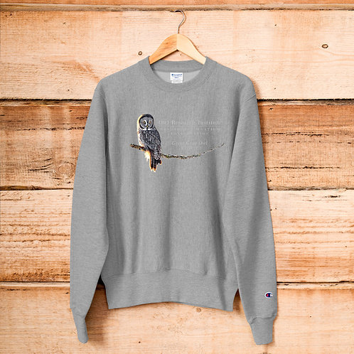 Champion Sweatshirt - Great Gray Project