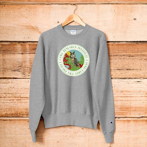 Champion Sweatshirt - Long-eared Owl Project