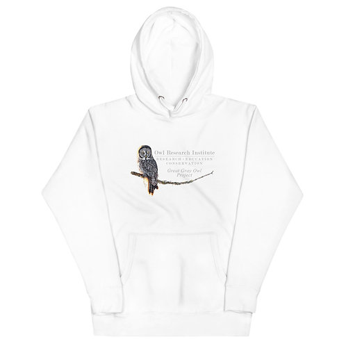 Unisex Hoodie - Great Gray Project