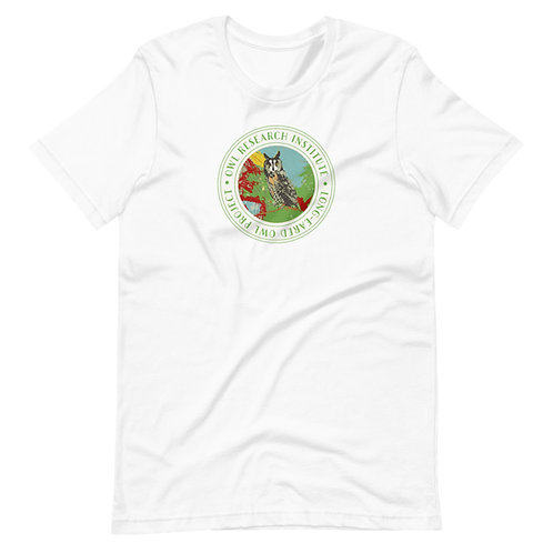 Unisex T-Shirt - Long-eared Owl Project