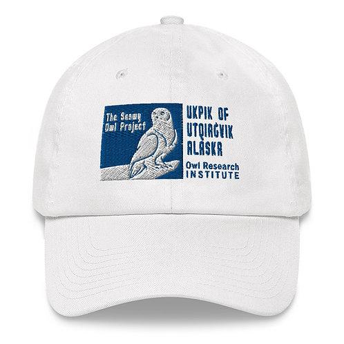 Classic Dad Hat - Ukpik of Utqiagvik