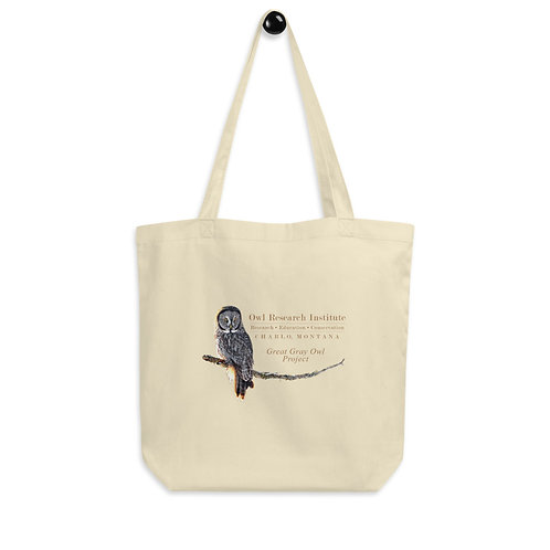 Eco Tote Bag - Great Gray Project