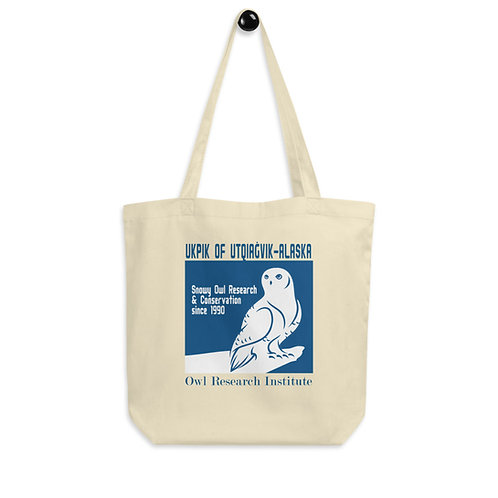 Eco Tote Bag - Ukpik of Utqiagvik - Alaska