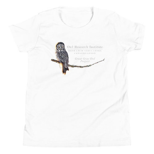 Youth Short Sleeve - Great Gray Project