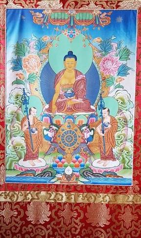 Bouddha shakyamouni