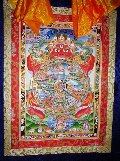 roue du samsara