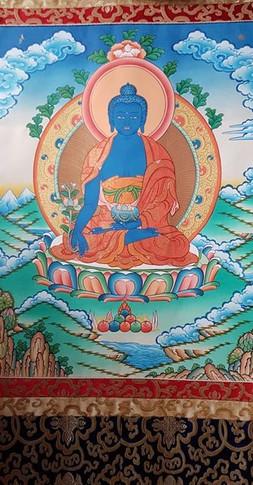 Bouddha de la Médecine