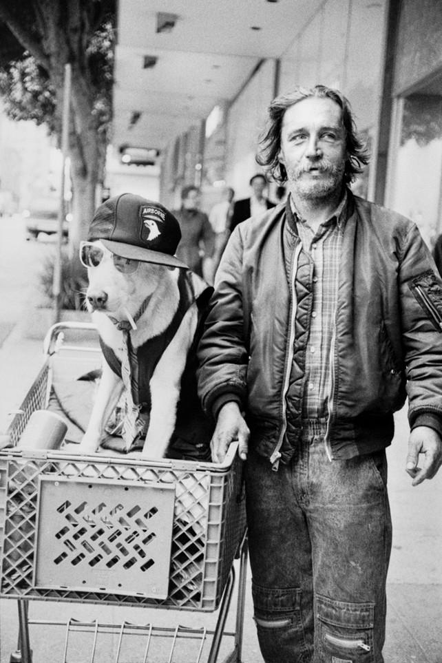Bud, San Francisco 1992