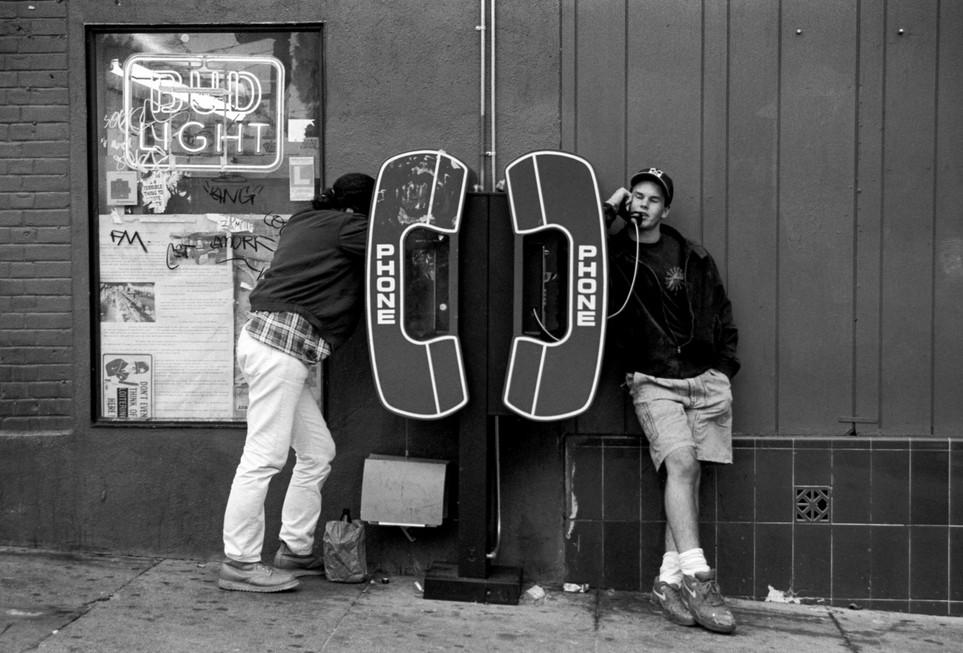 Haight Street, San Francisco 1991