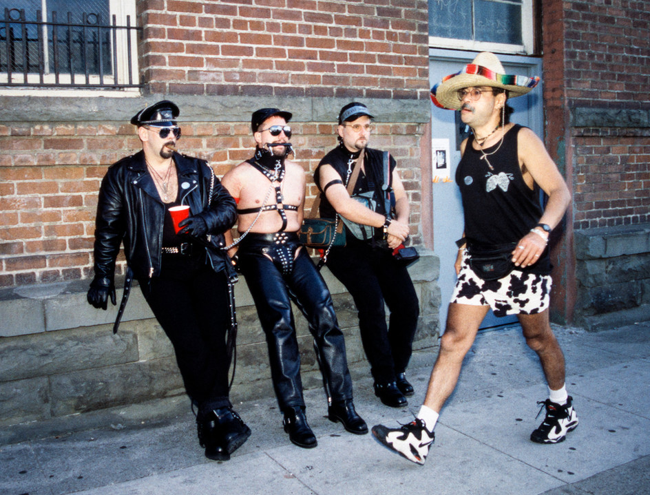 Folsom Street Fair, San Francisco, 1996