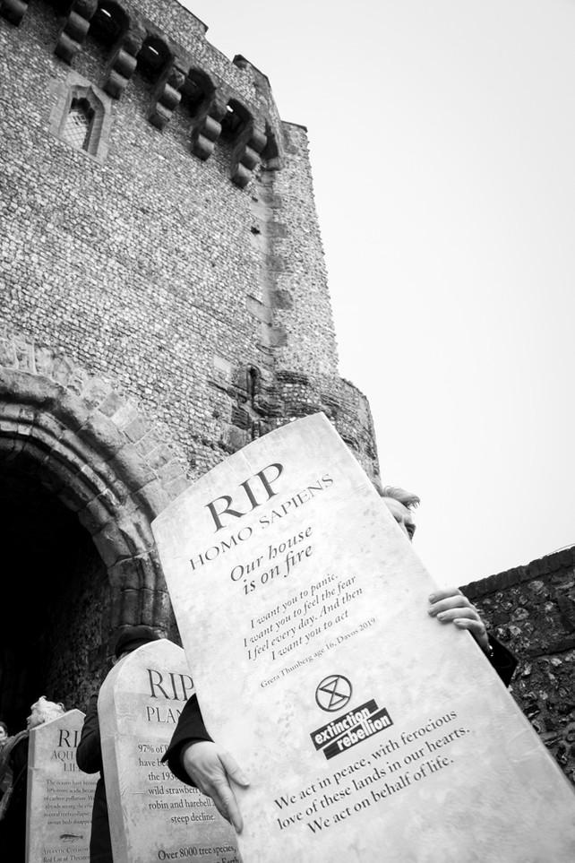 Extinction Rebellion Lewes