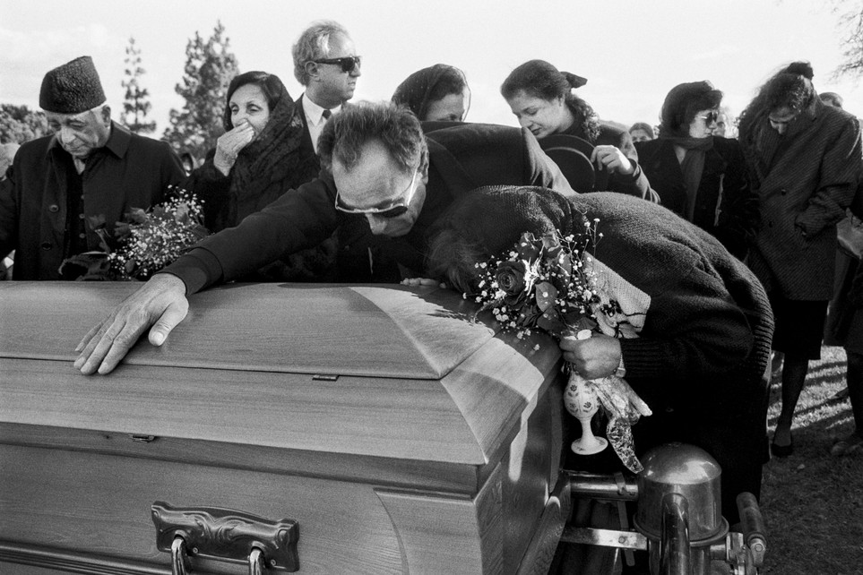 Funeral 1990