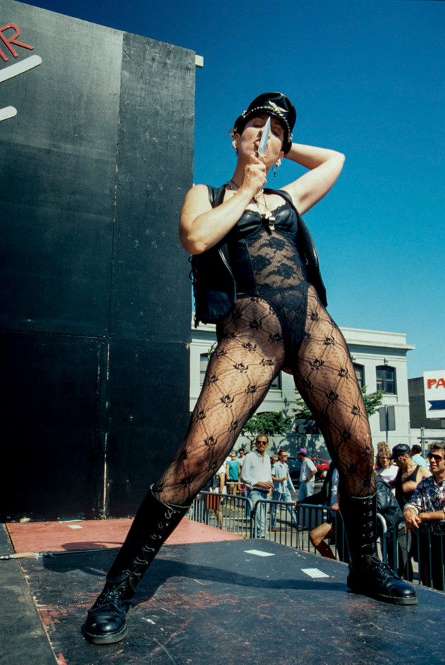 Folsom Street Fair, San Francisco, 1992