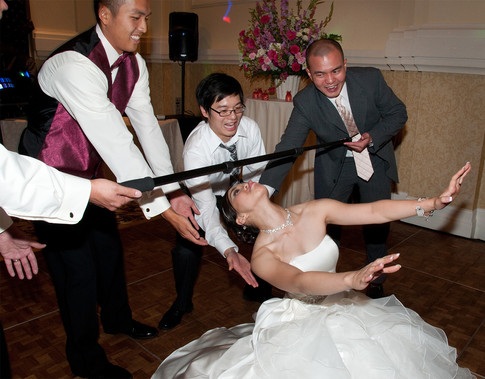 Wedding day documentary photography