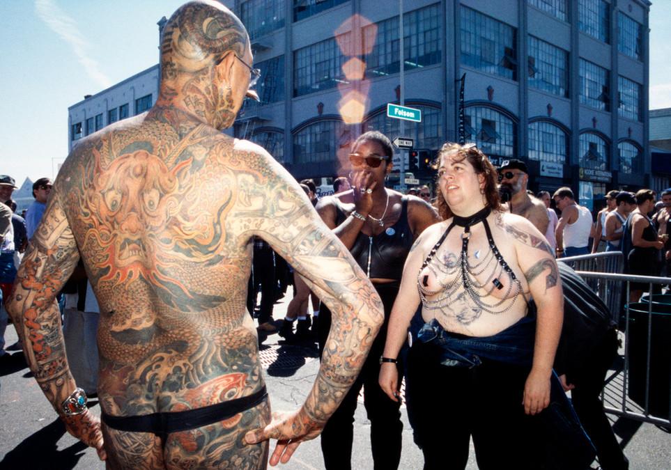 Folsom Street Fair, San Francisco, 1996
