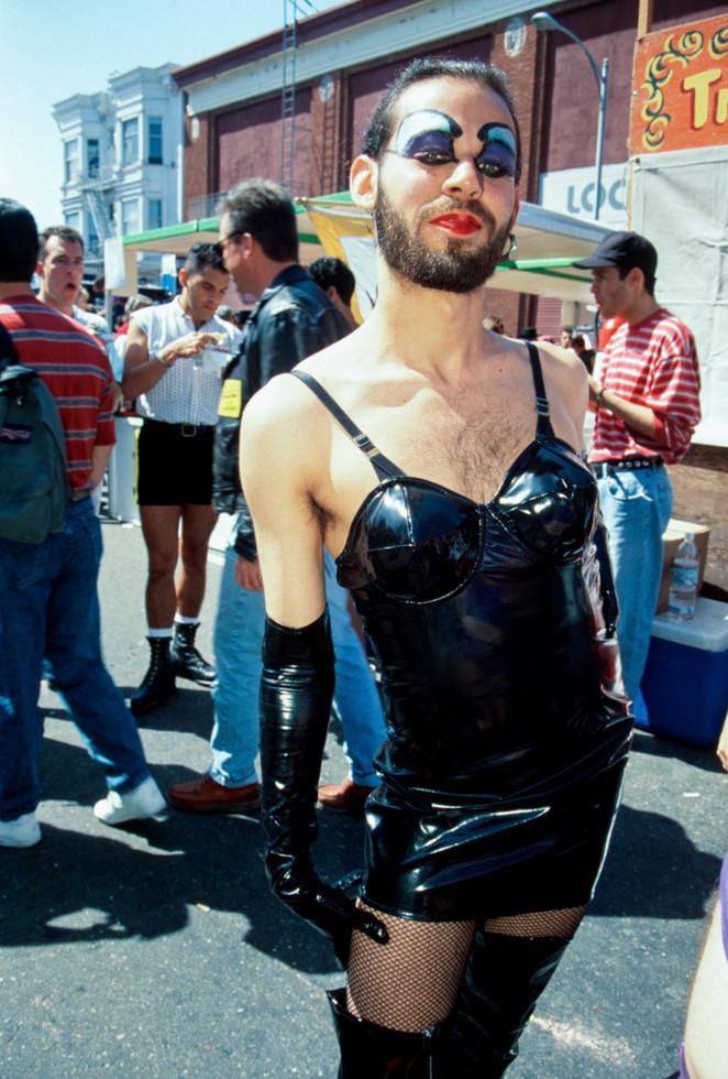 Folsom Street Fair, San Francisco, 1992