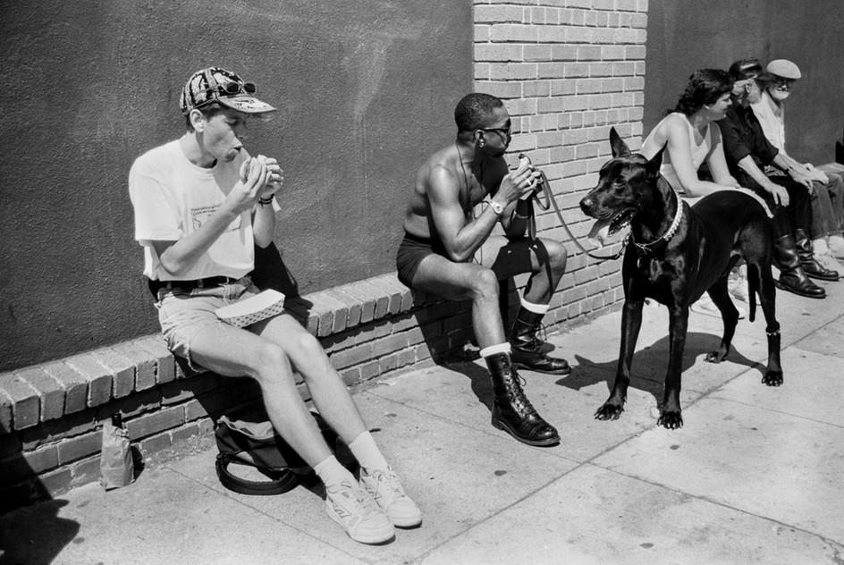 Folsom Street Fair, San Francisco, 1991