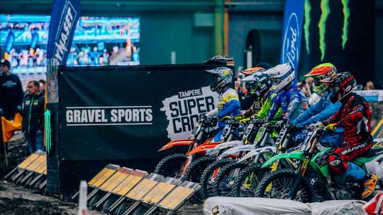 Tampere Supercross ei jättänyt tänäkään vuonna kylmäksi