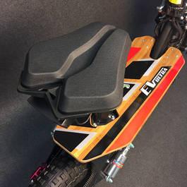 Escoot EV Ultra 2000w Miellyttävä istuin