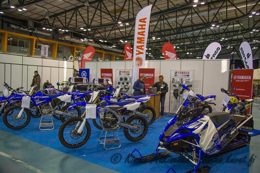 Kesko Oyj Yamaha Offroad Expo näytteilleasettaja
