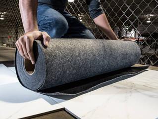 Edullista tukkuhintaista suojamattoa rakennustyömaille - Erikoistarjous rakennusliikkeille.