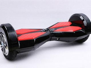 Ikävä takaisku tasapainoskootteri ja hoverboard myyjille Yhdysvalloissa
