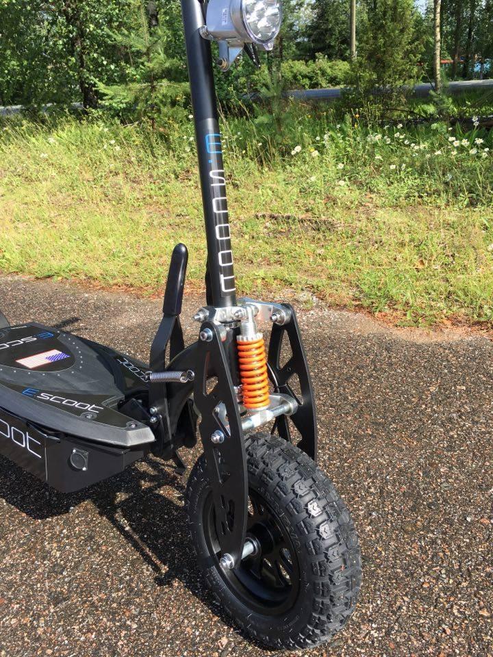 E-scoot 1600w sähköpotkulauta tapahtumajärjestäjille ja messuisännille