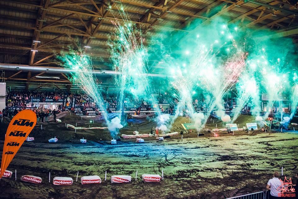 Tampere Supercross maksaa starttirahan kotimaisille kuljettajille