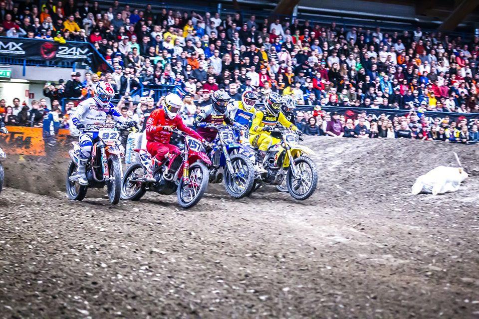 Tampere Supercross järjestetään 6.-7.11.2020