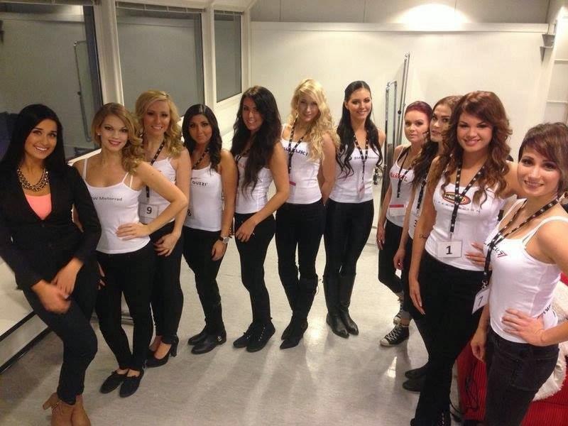 Supercross Girl 2016 tight valitaan Tampereella Supercross -kilpailujen yhteydessä