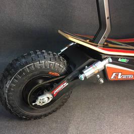 Escoot EV Ultra 2000w Tukevat ja pitävät renkaat