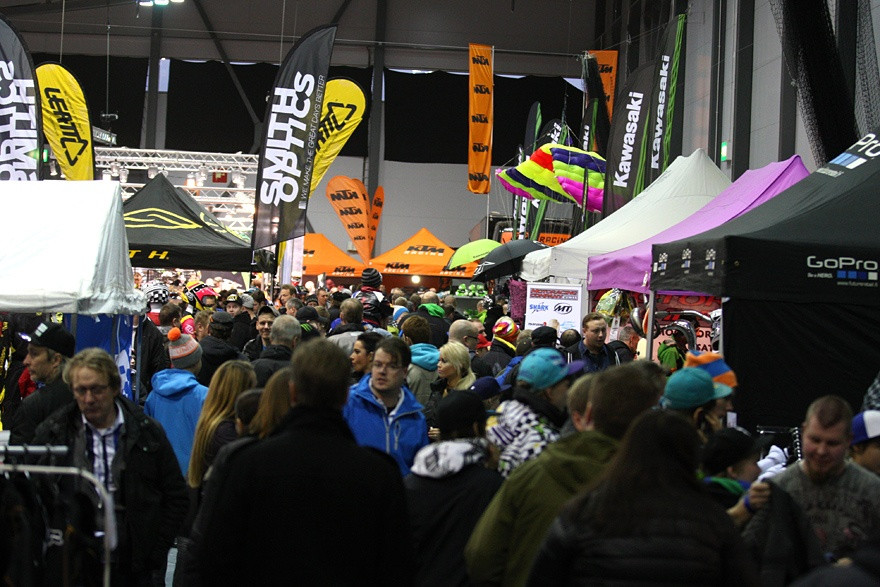 Tampere Supercross täysin uudistunut ratakartta 2016