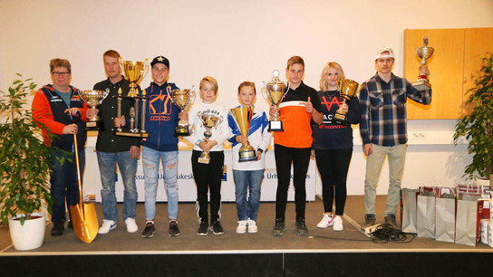 Motocrossin MX-liiga Gaala kruunaa kauden Tampere Supercrossissa