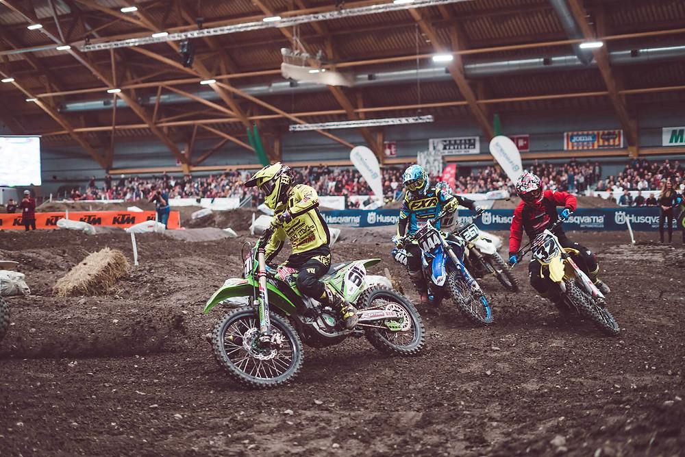 Tampere Supercross maksaa starttirahaa myös suomalaisille kuljettajille