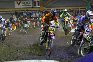 Tampere Supercross ja Duell Bike Center rengas -yhteistyö