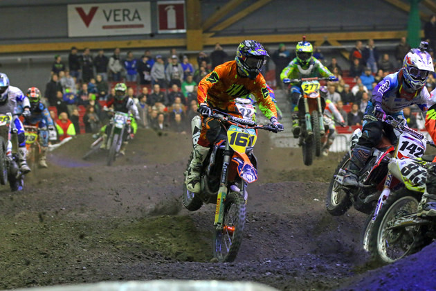 Tampere Supercross ja Duell Bike Center rengas -yhteistyö - Kuva Marko Vihriä