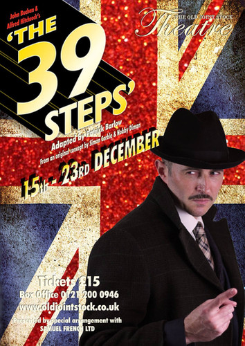 The 39 Steps, 2016