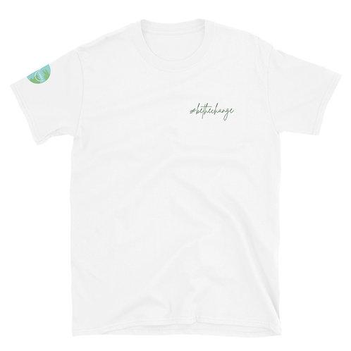 #Bethechange T-Shirt (Unisex)