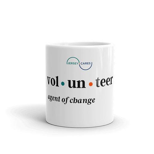 Jersey Cares Coffee Mug