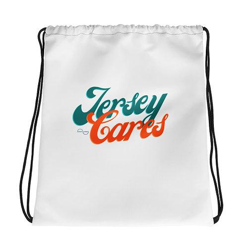 Jersey Cares Drawstring Bag