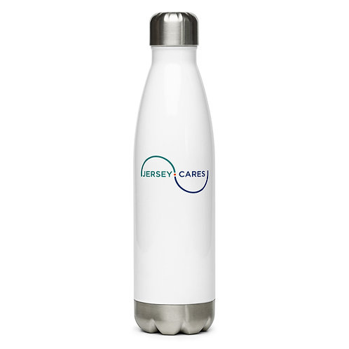 Jersey Cares Water Bottle